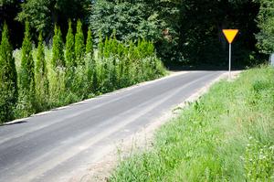 Modernizacja drogi gminnej na działce nr ew. 147 w miejscowości Pólko