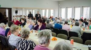 Noworoczne spotkanie Kół Gospodyń Wiejskich z władzami gminy
