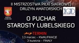Powiat Lubelski: Siatkarze amatorzy rozpoczynają mistrzostwa