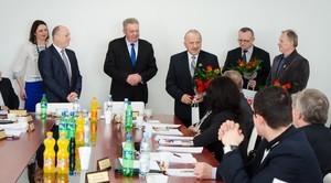 XVII uroczysta Sesja Rady Gminy Niemce