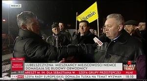 """Brak obwodnicy Niemiec - """"To jest temat"""" TVP INFO"""