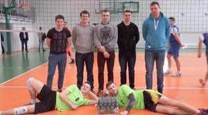 Siatkarze z OSP Krasienin trzecią drużyną w Powiecie Lubelskim