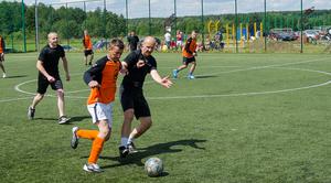 ZAPROSZENIE: na Turniej dzikich Drużyn w Piłce Nożnej