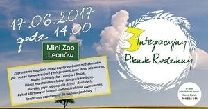 Piknik integracyjny: Wola Niemiecka, Rudka Kozłowiecka, Leonów, Baszki