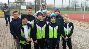 Sukces UKS Dys w rozgrywkach Tymbarka U12