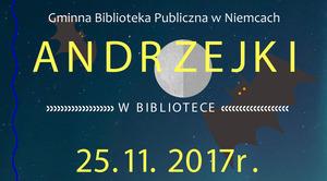 ZAPROSZENIE: na Andrzejki w Bibliotece