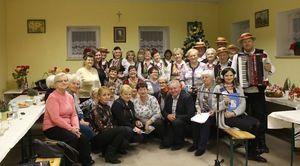 Audycja Radia Lublin na żywo z Klubu Seniora w Niemcach