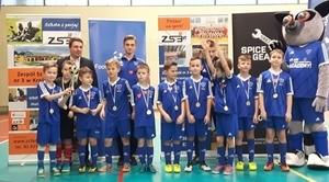 Sukces Football Academy Niemce w Regionalnym Noworocznym Turnieju FA