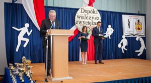 VIDEO - Uroczyste otwarcie sali sportowej w Jakubowicach Konińskich