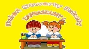 ZAPROSZENIE: na Dzień Otwarty w Szkole Podstawowej w Nasutowie
