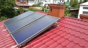 Instalacja kolektorów słonecznych - wytyczne dla beneficjenta
