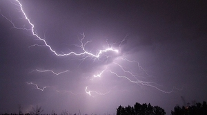 Prognoza niebezpiecznych zjawisk meteorologicznych z dnia 08.05.2018
