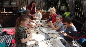 Zajęcia ceramiczne dla dzieci