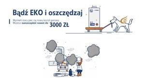 """PGNiG """"Dofinansowanie nawet do 3000 zł"""""""