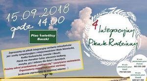 ZAPROSZENIE: na piknik integracyjny do Baszek