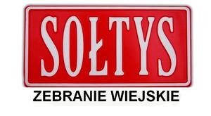 Zebranie sołeckie mieszkańców Ciecierzyna