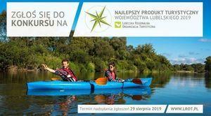 Najlepszy Produkt Turystyczny Województwa Lubelskiego 2019