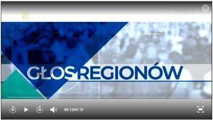 Niedzielny program TVP3 - Głos Regionów dot. problemu śmieciowego