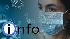 Informacje dot. zagrożenia epidemiologicznego koronawirusem