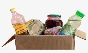 Dystrybucja żywności z Banku Żywności