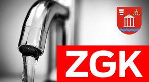 Harmonogram dostaw wody w butelkach 5 l - środa 8.07.2020 r.