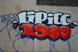 zdjęcie grafity lipiec 1980