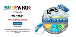 wro2021 powerbots