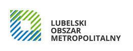 logo i napis lubelski obszar metropolitalny