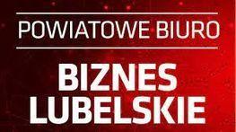 logo powiatowe biuro biznes lubelskie