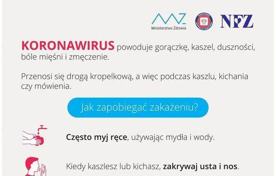 Koronawirus - informacje ogólne