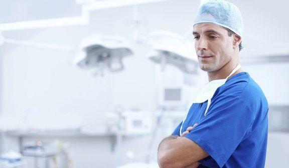 Lekarz na sali