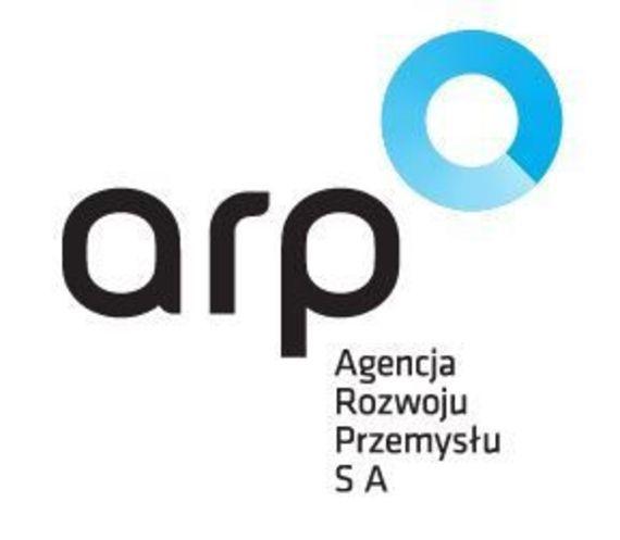 logo arp Agencja Rozwoju Przemysłu S A