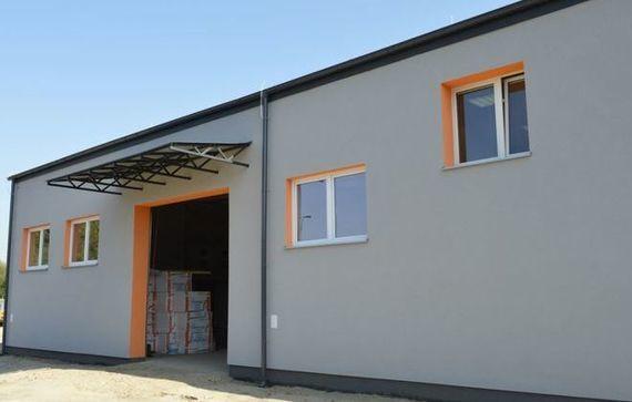 front budynku po termomodernizacji