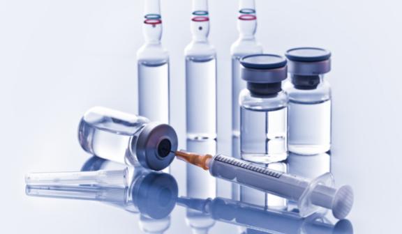 Fiolki szczepionki