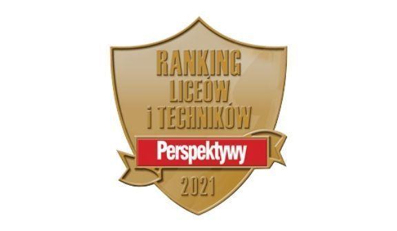 Logo Ranking Perspektywy 2021