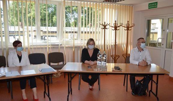 Posiedzenie Powiatowej Społecznej Rady do Spraw Osób Niepełnosprawnych