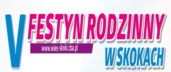 V Festyn Rodzinny w Skokach