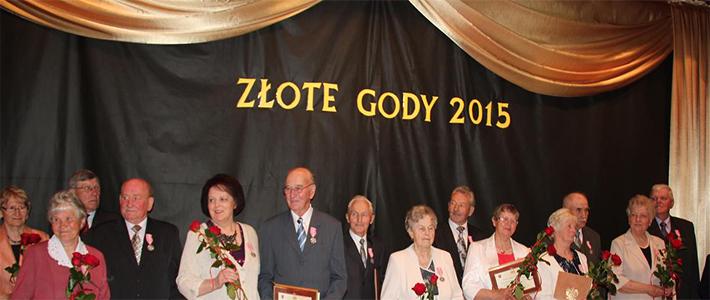 Jubileusz 50-lecia pożycia małżeńskiego w Końskowoli