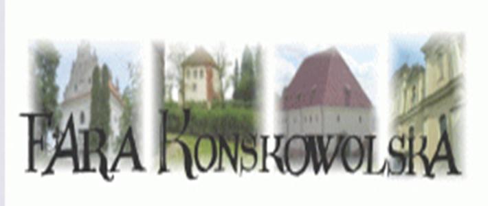 Konkurs wiedzy o historii Końskowoli i jej zabytków