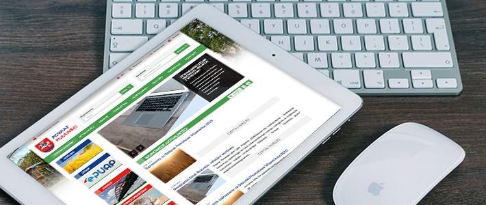 Nowy portal internetowy Starostwa Powiatowego w Puławach