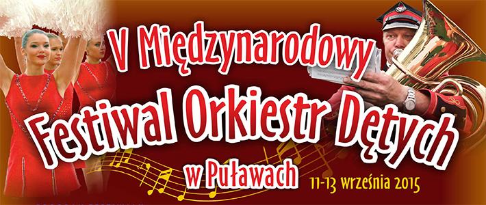 V Międzynarodowy Festiwal Orkiestr Dętych
