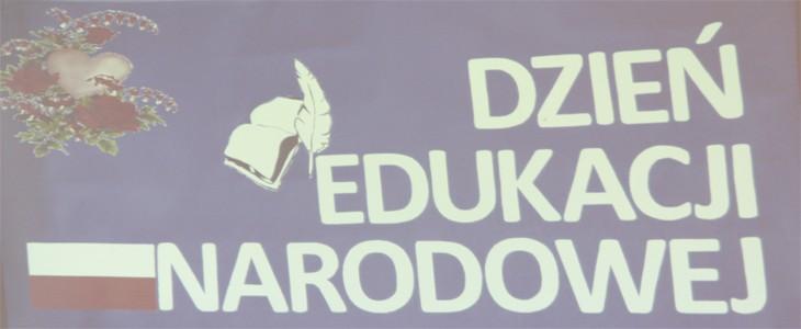 Uroczyste Obchody Dnia Edukacji Narodowej