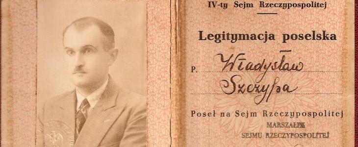 Odsłonięcie pomnika kpt. rez. Władysława Szczypy