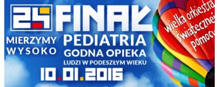 24. Finał WOŚP w Puławach - Mierzymy wysoko!