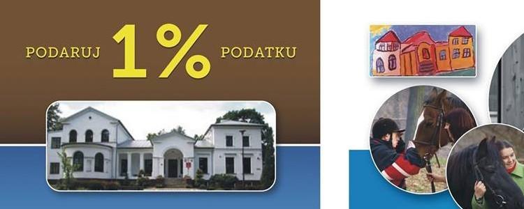 1% na wsparcie dla wychowanków Specjalnego Ośrodka Szkolno-Wychowawczego w Kęble