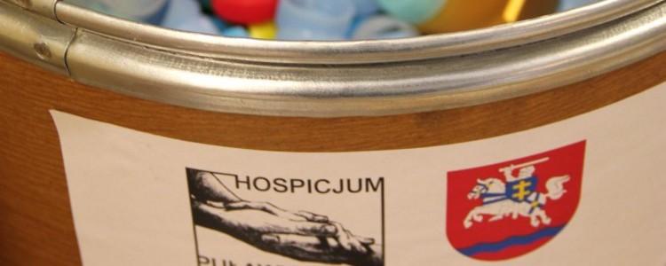 Zbieramy korki dla hospicjum - przypomnienie
