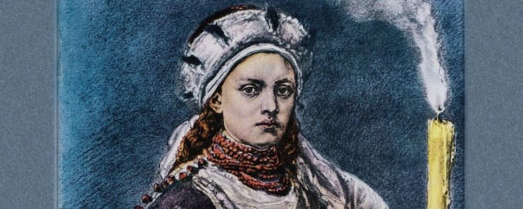 """Konkurs literacki """"O tym, jak Dobrawa Polskę zobaczyła"""""""