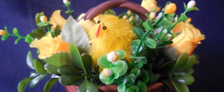 Kiermasz Wielkanocny Uczestników Terapii Zajęciowej