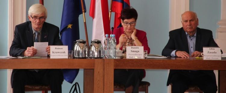 Relacja z XVIII. Sesji Rady Powiatu Puławskiego