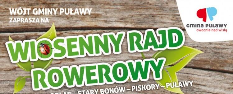 Wiosenny Rajd Rowerowy